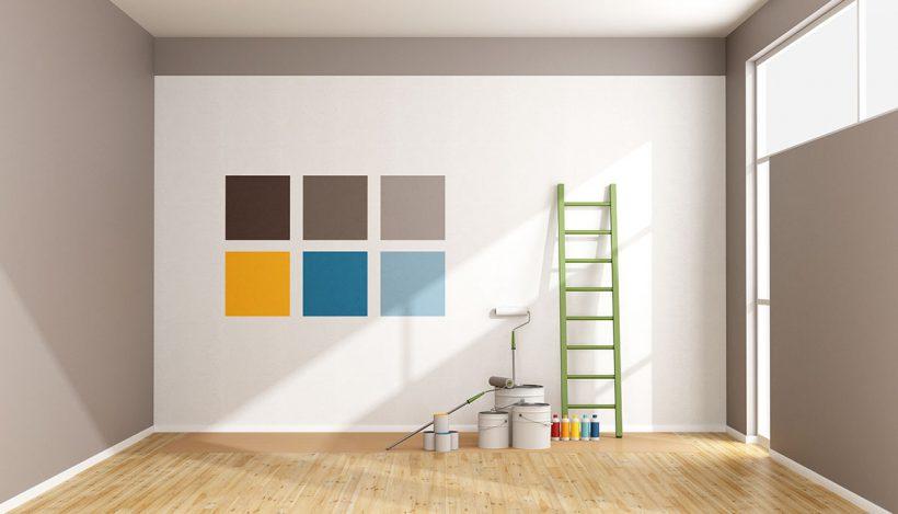south London painters and decorators